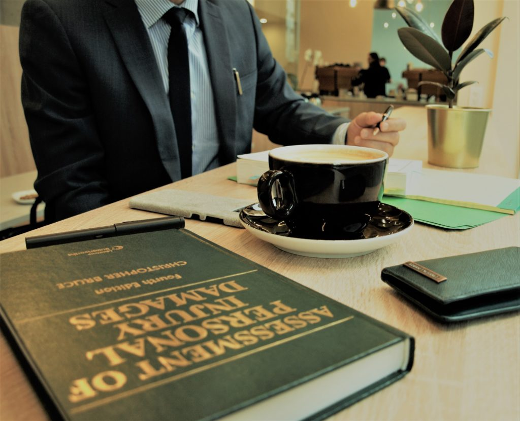 Initial Consultation With a Personal Injury Lawyer