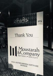 Moustarah Sponsors