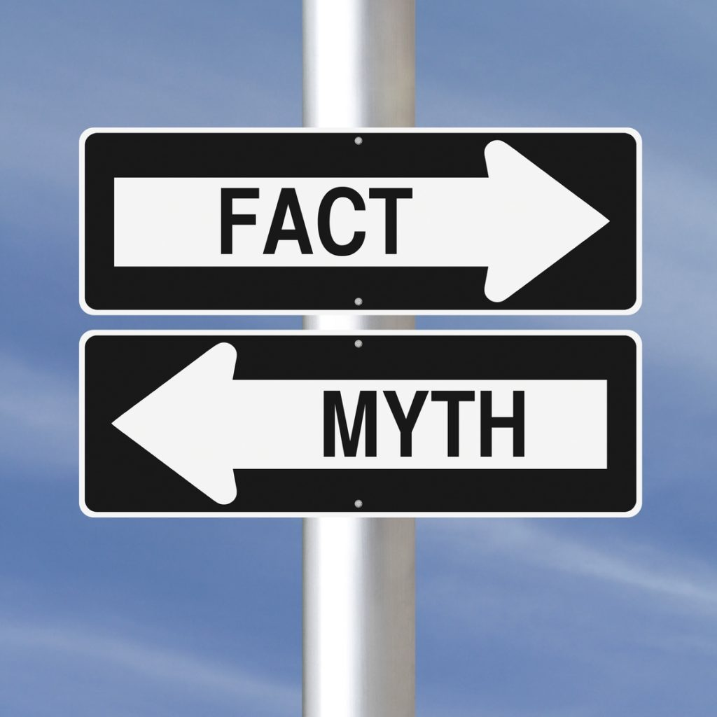 Personal Injury Myths